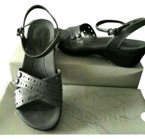 Hush Puppies Pewter Sandals