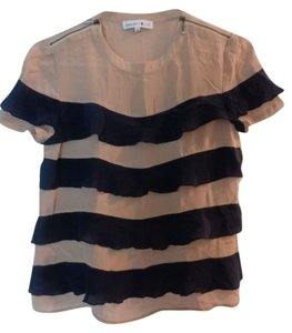 See by Chloé Top Beige Blue