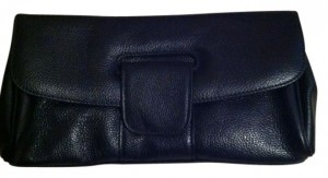 Terzetto black Clutch