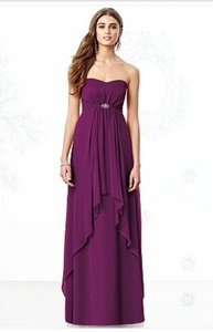 After Six Wild Berry 6691 Dress