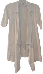 Splendid Splendid White Cotton Cover Up