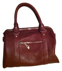 Terzetto Satchel in brown