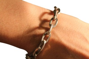 Other Silver Chain Bracelet