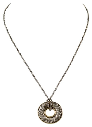 Preload https://img-static.tradesy.com/item/336536/david-yurman-gold-large-necklace-0-0-540-540.jpg