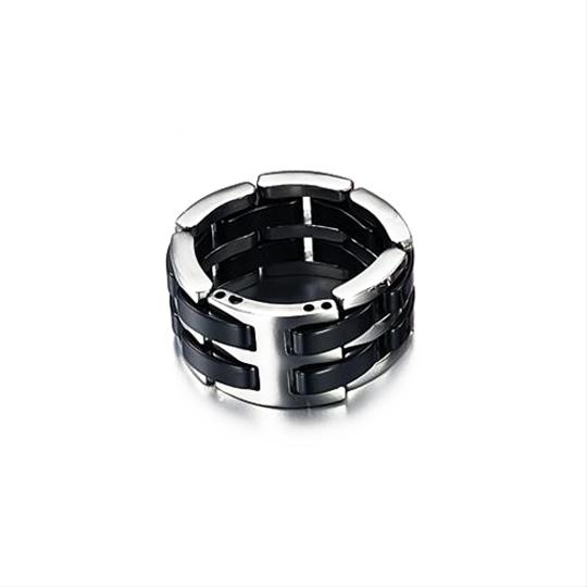 Other Permanent Links Ring Black ceramic