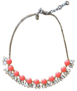 J.Crew J.Crew Coral Necklace