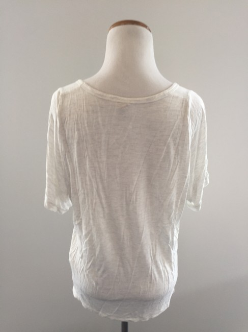 Wilfred Free Plain T Shirt Off-white