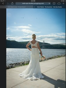 Eugenia Couture 3743 Wedding Dress