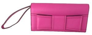 Kate Spade Kate Spade Leather Clutch Wallet Pink