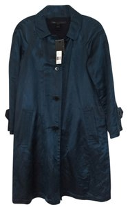 Marc by Marc Jacobs Satin Reversible Trench Coat