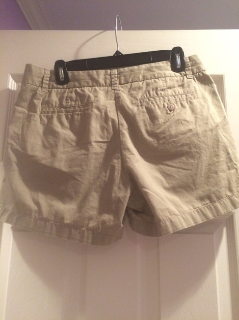 J.Crew Chino Dress Shorts Khaki
