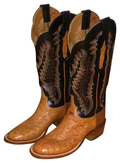 Preload https://item4.tradesy.com/images/lucchese-multicolor-cowboy-bootsbooties-size-us-7-regular-m-b-3367003-0-0.jpg?width=440&height=440