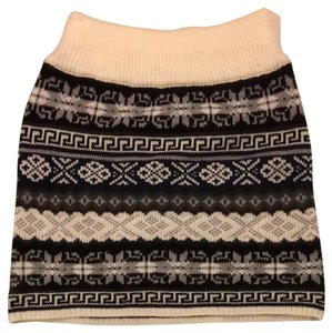 Sweater Project Skirt
