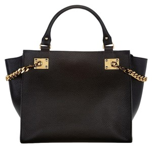 Sophie Hulme Tote in Black