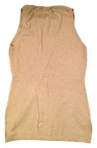 Banana Republic Designer Top Tan gold