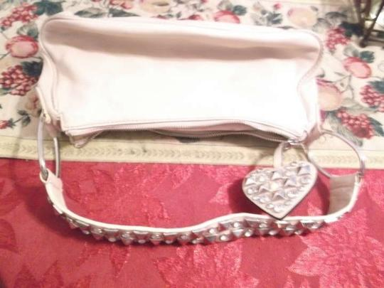 Juicy Couture hobo purse Leather Shoulder Hand Hobo Bag