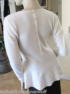 Neiman Marcus Cashmere Pullover Sweater