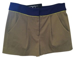 David Lerner Shorts Beige