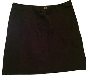 Croft & Barrow Skirt Black