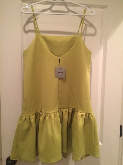 ASOS short dress Lime on Tradesy