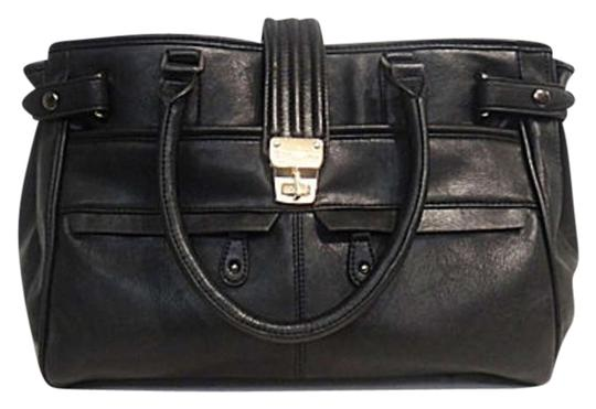 Danielle Nicole Tote Satchel in Black