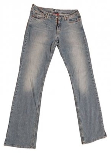 Preload https://img-static.tradesy.com/item/33698/lucky-brand-medium-blue-stonewash-whiskered-wash-wonder-1030-long-boot-cut-jeans-size-33-10-m-0-0-650-650.jpg