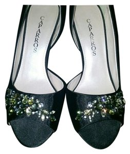 Caparros Jeweled Jewel Embellished Formal