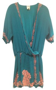 Haute Hippie Top Teal