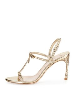 Miu Miu Wedding Glitter Heels Wedding Shoes
