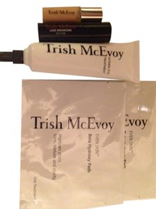 Trish McEvoy Trish McEvoy Intense Eye Cream Full Sz ,Two Beta Hydroxy Pads, Eye Base, Lash Enhancing Eye Liner
