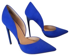JustFab Blue Formal