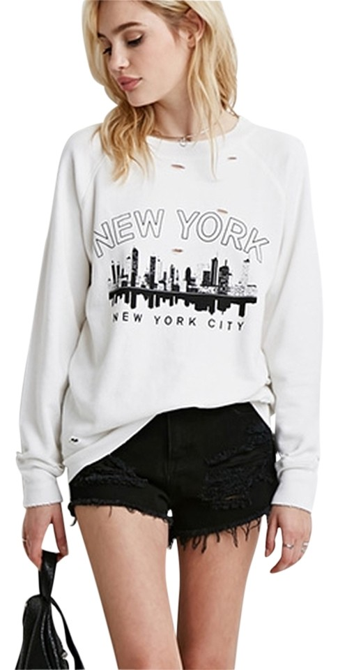 f6a9b77400c150 Forever 21 New York. Forever Sweatshirt With Forever 21 New York ...