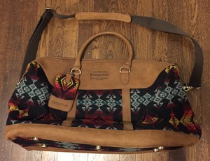 Pendleton MULTI/ BROWN Travel Bag