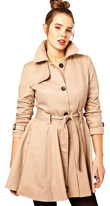 ASOS A-line Trench Coat