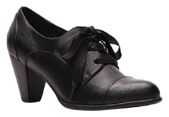 Kelly & Katie Oxford Black Pumps