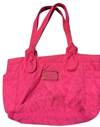 Preload https://item2.tradesy.com/images/marc-by-marc-jacobs-tote-bag-hot-pink-3372031-0-0.jpg?width=440&height=440
