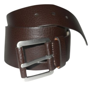 Banana Republic Banana Republic pebbled leather wide belt