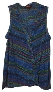 Sweet Pea by Stacy Frati Top Blue Tribal