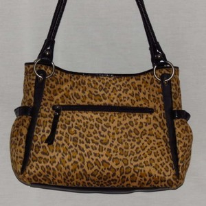 Bueno Collection Leopard Shoulder Bag