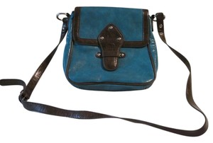 Elite Model Fashions Leather Cross Body Bag