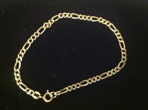 SOLID 14K MADE IN ITALY BRACELET