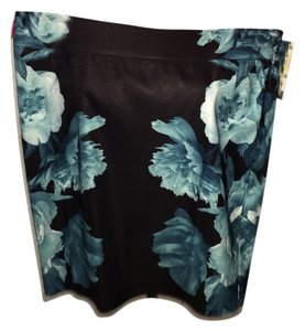 INC International Concepts Mini Skirt Black