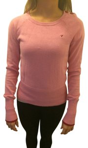 American Eagle Outfitters Shoulder Buttons Sweater