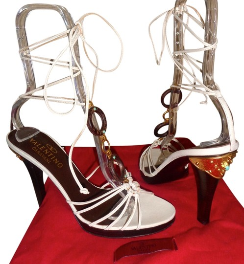 Preload https://item5.tradesy.com/images/valentino-white-heels-wrap-around-leather-crystals-turquoise-strappy-ankle-tie-sandals-size-us-9-reg-3373054-0-0.jpg?width=440&height=440