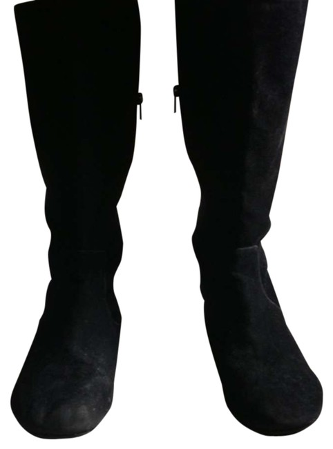 Item - Black Boots/Booties Size US 8