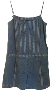 Marc Jacobs short dress chambray on Tradesy