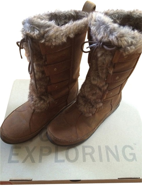 Item - Camel W Abby Iv Luxe - A1nlzj5-6h Boots/Booties Size US 6.5 Regular (M, B)