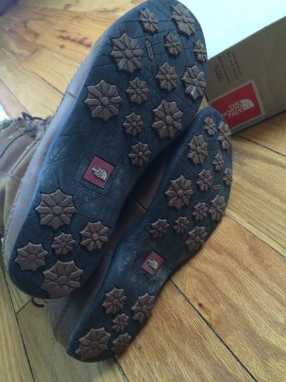 The North Face Winter Camel Boots