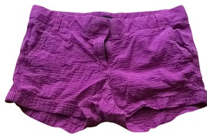 J.Crew Shorts Purple And Fuchsia