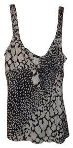 J.Crew Top Black & White